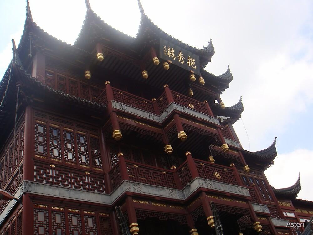 YuYuan Gardens - China by Asterii