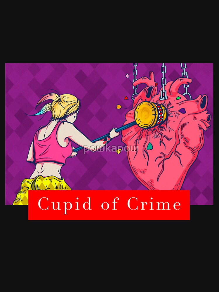 Cupid of Crime Gift by powkapow