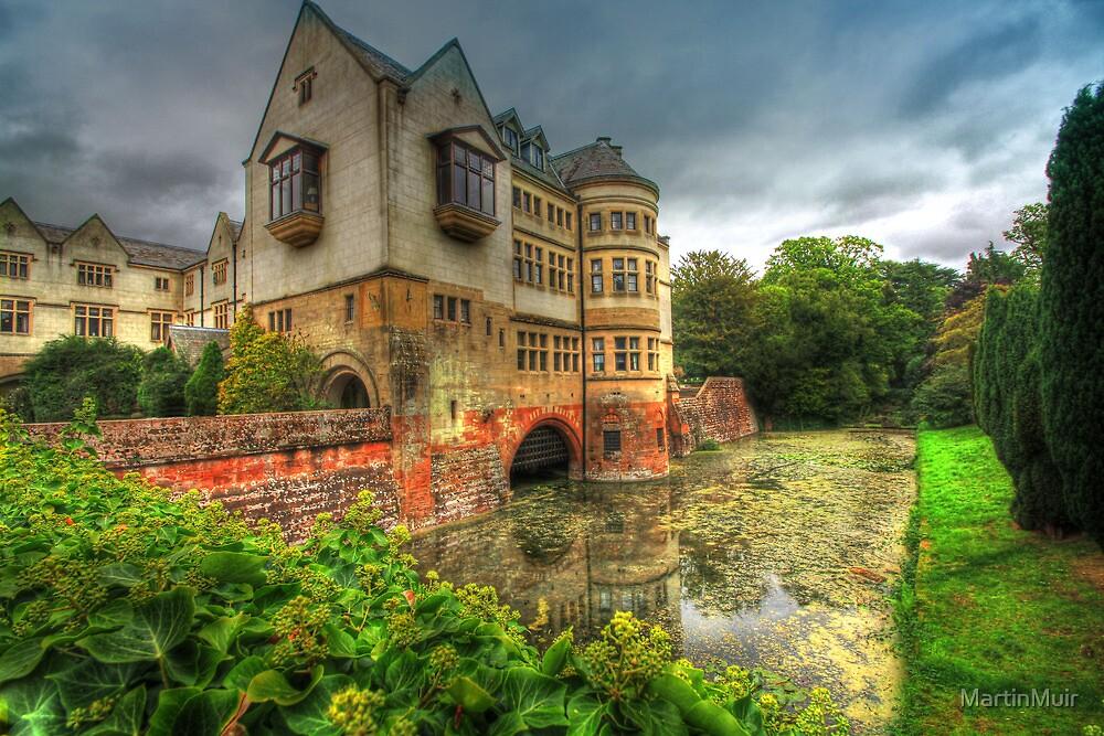 The Moat by MartinMuir