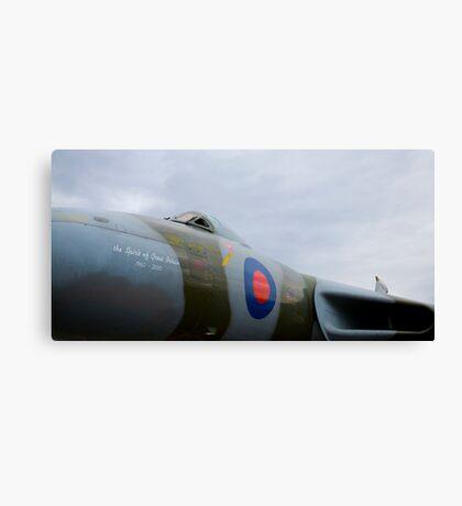 Avro Vulcan B-2 Canvas Print