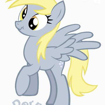 Derpy, Have a nice day, alt. design by Obler