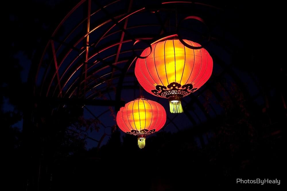 Chinese Lanterns by PhotosByHealy