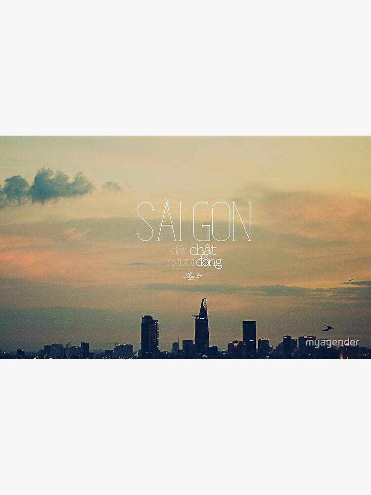 saigon. by myagender