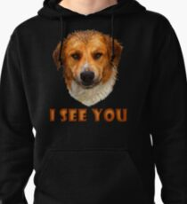 I see you ... Pullover Hoodie