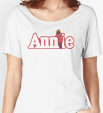 Little Orphan Annie Skywalker Women's Relaxed Fit T-Shirt