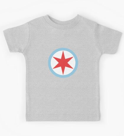 Captain Chicago (Dirty) Kids Clothes