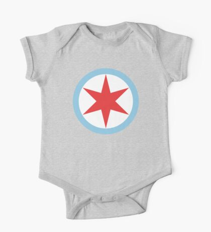 Captain Chicago (Clean) Kids Clothes