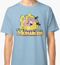 The Mushroom Kingdom Monarchs Classic T-Shirt