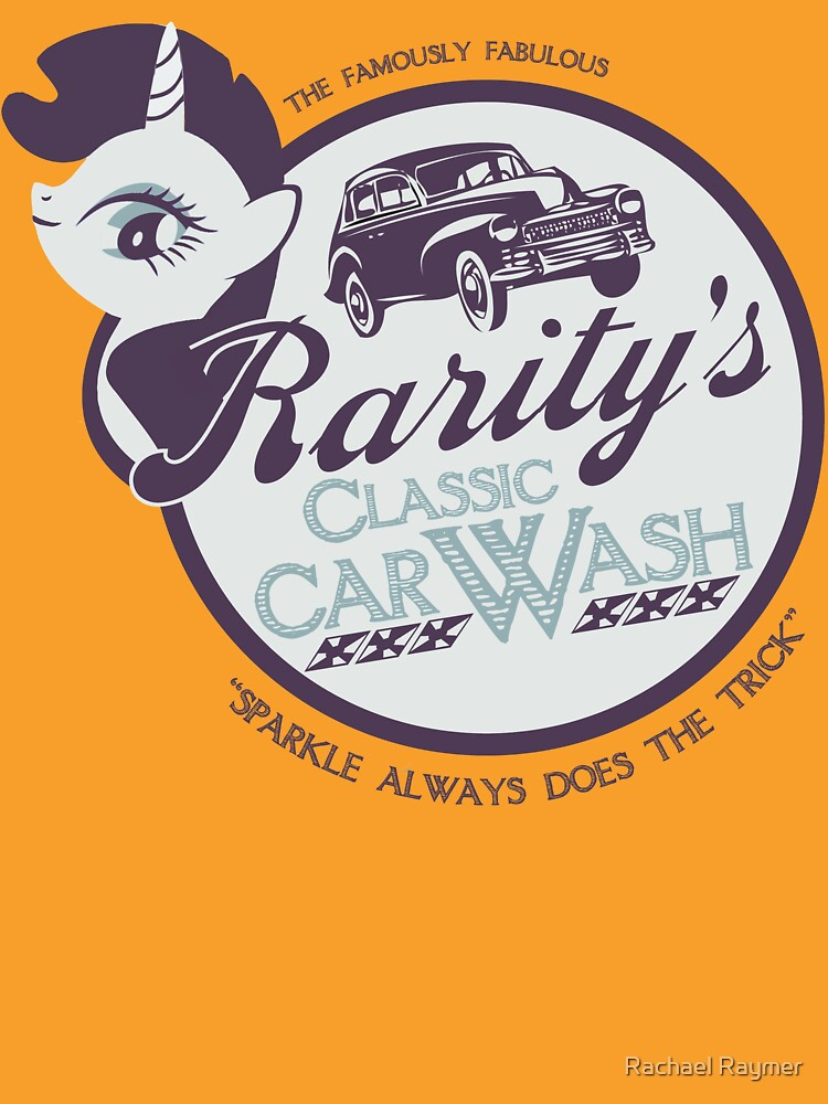 Rarity's Classic Car Wash by dfragrance