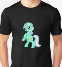 Lyre Pony Unisex T-Shirt