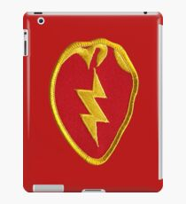25th Infantry iPad Case/Skin