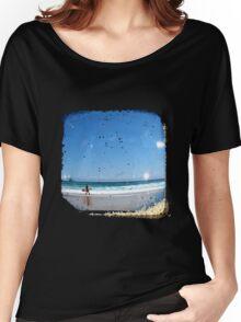 Sand & Surf - TTV Women's Relaxed Fit T-Shirt