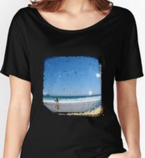 Sand & Surf - TTV Women's Relaxed Fit T-Shirt