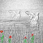 Ducks by Rosalie Scanlon