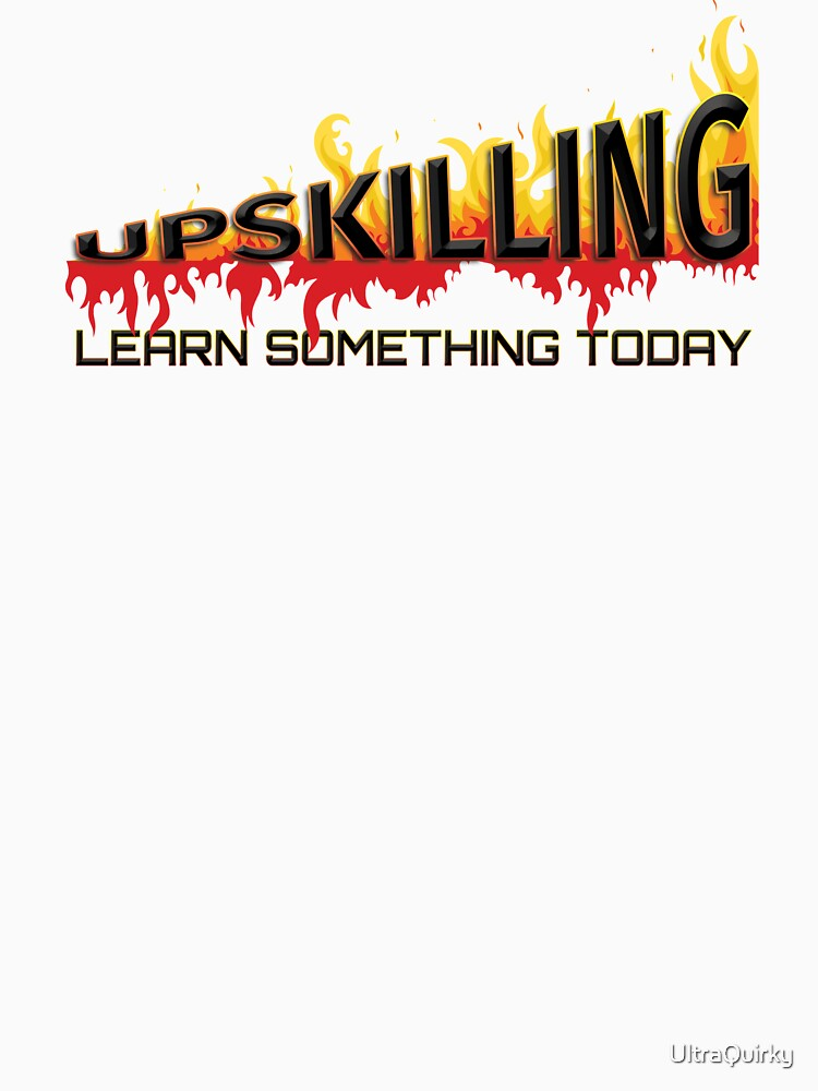 Upskilling. by UltraQuirky