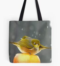 I Have A Sinking Feeling Hun!!! - Silvereyes - NZ ** Tote Bag