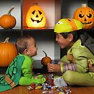 Halloween brothers by tabusoro