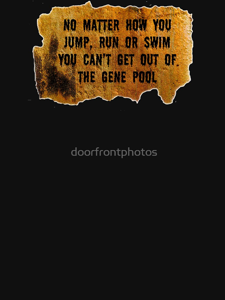 The Gene Pool by doorfrontphotos
