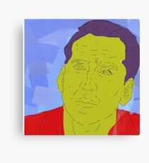 100% Cage Canvas Print