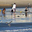 Photoshot On The Beach by saseoche