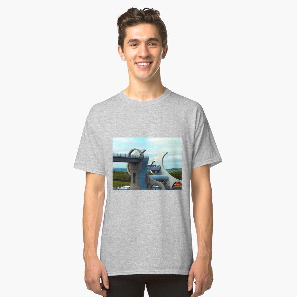 The Falkirk Wheel Classic T-Shirt