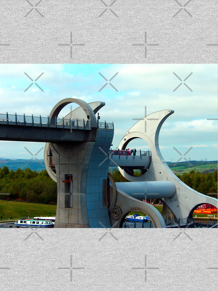 The Falkirk Wheel by tomg