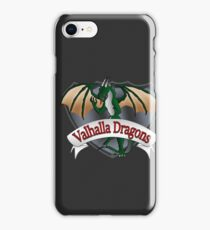 Valhalla Dragons iPhone Case/Skin