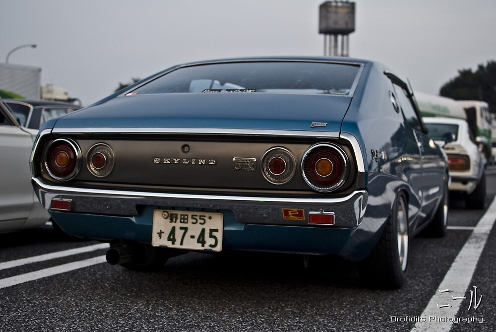 old skool japan
