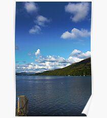 At the Lakes Poster