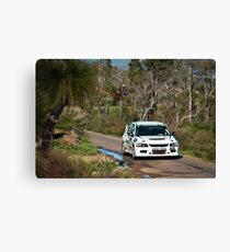 Targa West 2011 - Car 6 - Photo 1 Canvas Print