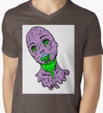 Grunge Zombie Girl T-Shirt