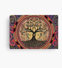 Life:Tree Canvas Print