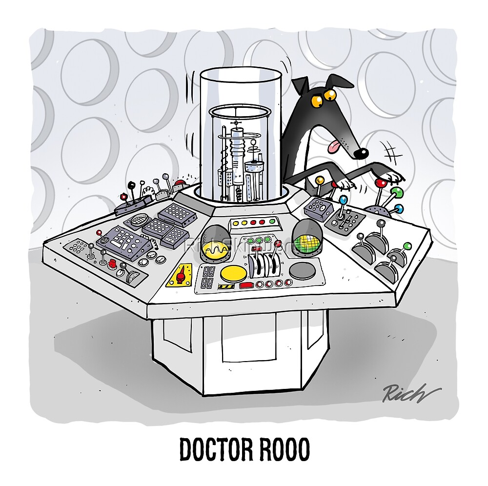 Doctor Rooo by RichSkipworth
