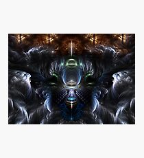 The Time Portal Photographic Print