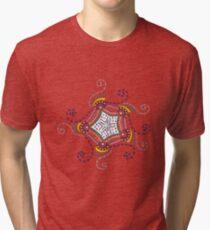 Swirly Gig Tri-blend T-Shirt