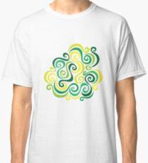 Swirly Emblem Classic T-Shirt