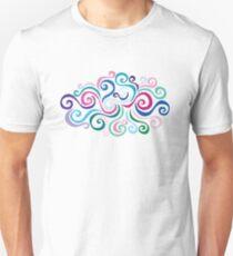 Primeval Swirls Unisex T-Shirt