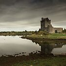 Irish castle by bposs98