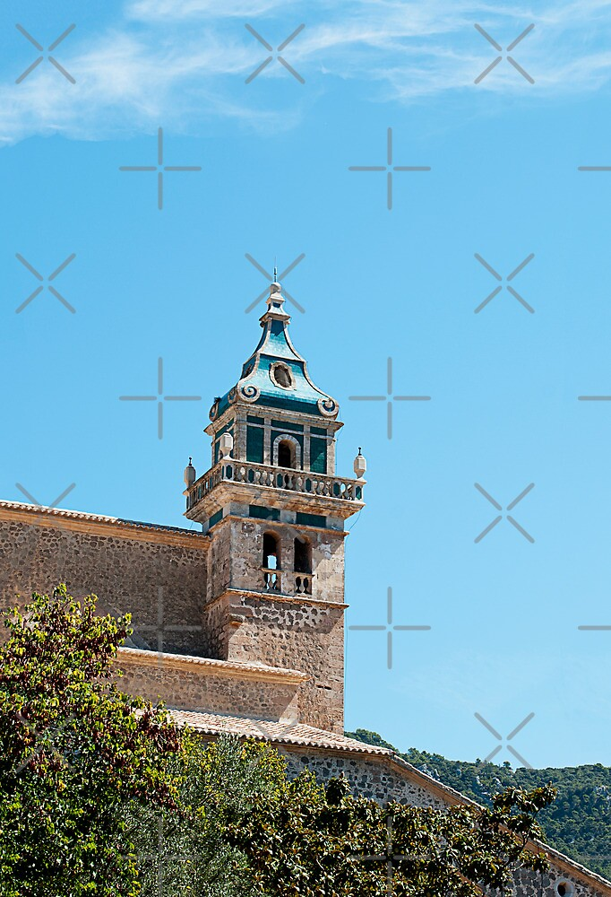Valldemossa Charterhouse by Vac1