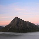 Buachaille Sunrise by beavo