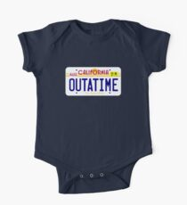 OUTATIME One Piece - Short Sleeve