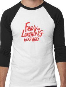 Fear and Loathing in Las Vegas - RED Men's Baseball ¾ T-Shirt