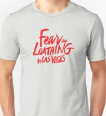 Fear and Loathing in Las Vegas - RED T-Shirt