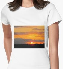 Sun Making A Funny Face T-Shirt