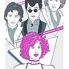 Pretty In Pink by Michael Donnellan