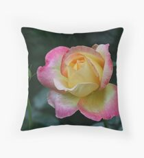 Rose is a Rose Throw Pillow