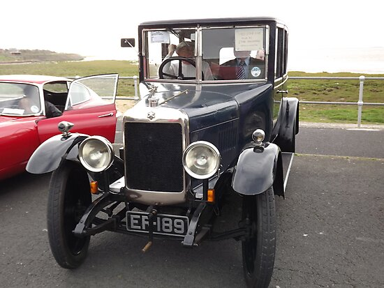 1922 Star 11.9 Saloon by Barry Norton