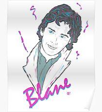 Ziemlich In Pink - Blane Poster