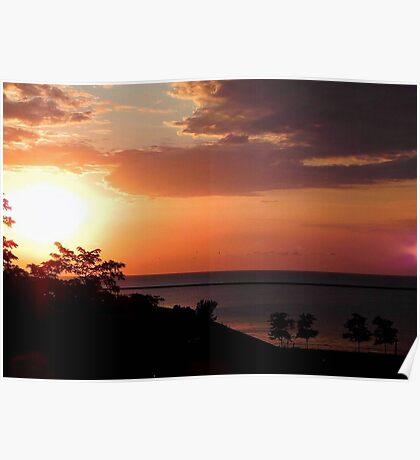 Sunrise Beauty © Poster