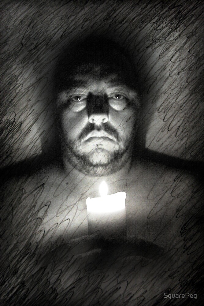 Self By Candle Light by SquarePeg